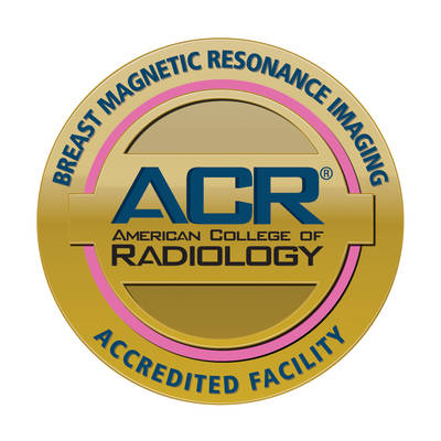 Breast magnetic resonance imaging, ACR, American college of radiology accredited facility